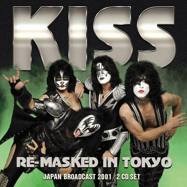 Re-Masked in Tokyo Live 1998 2CD