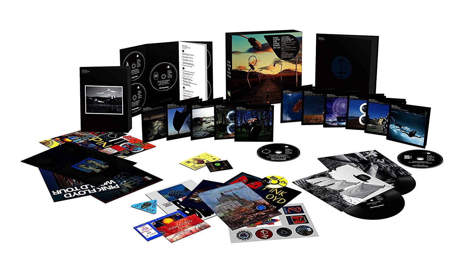 The Later Years 1987 - 2019 Box-Set !