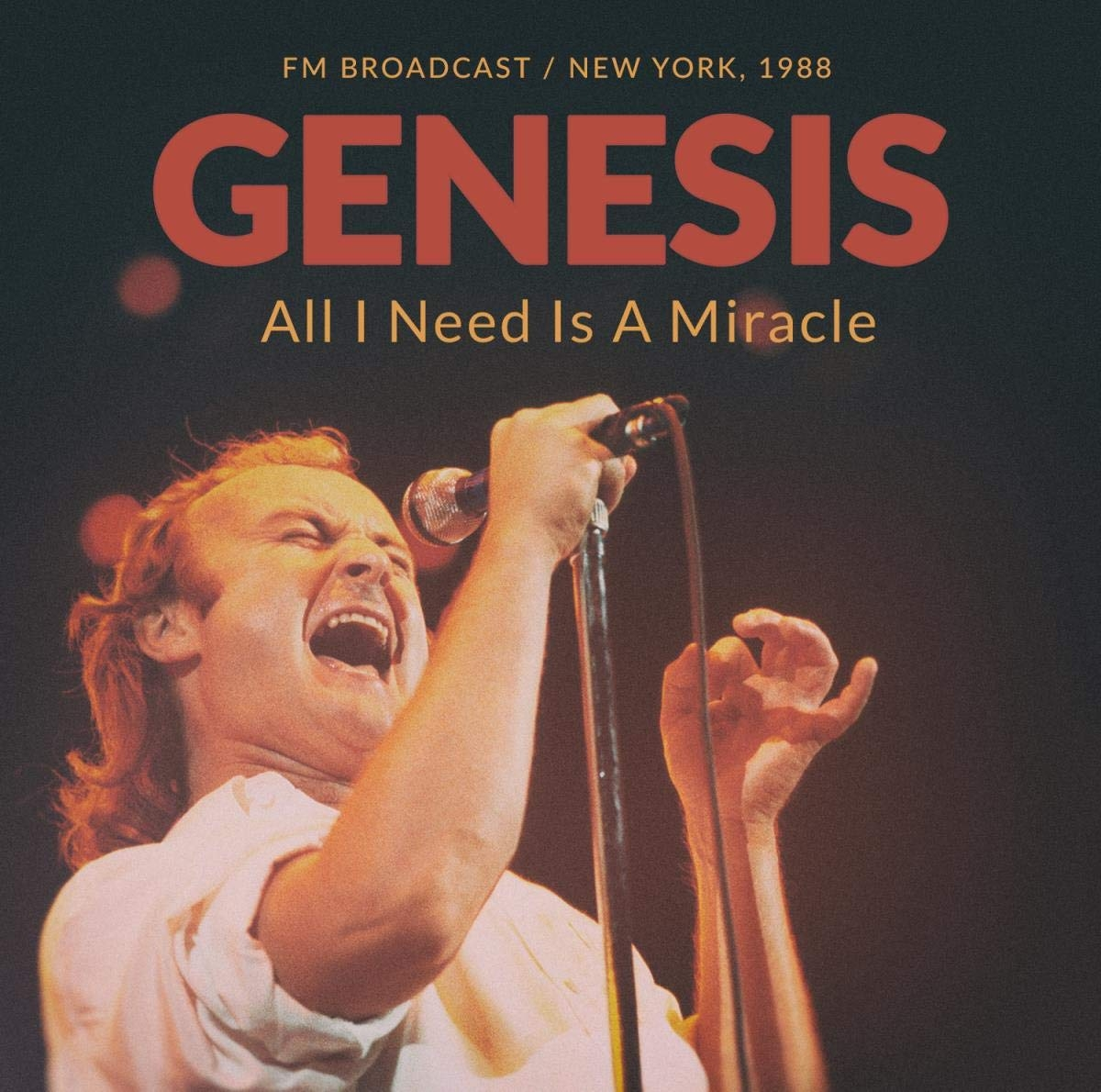 All I Need Is A Miracle: New York 1988