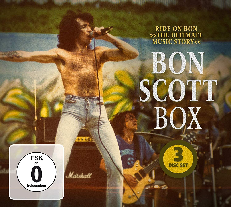 Bon Scott Box (3CD)