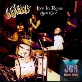 Live In Rome, April 1972