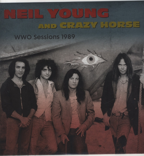 WWO Sessions 1989 (Vinyl)