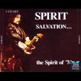 Salvation...The Spirit of '74 (3 CD)