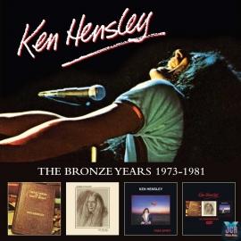 The Bronze Years 1973-1981: 3CD/1DVD Boxset