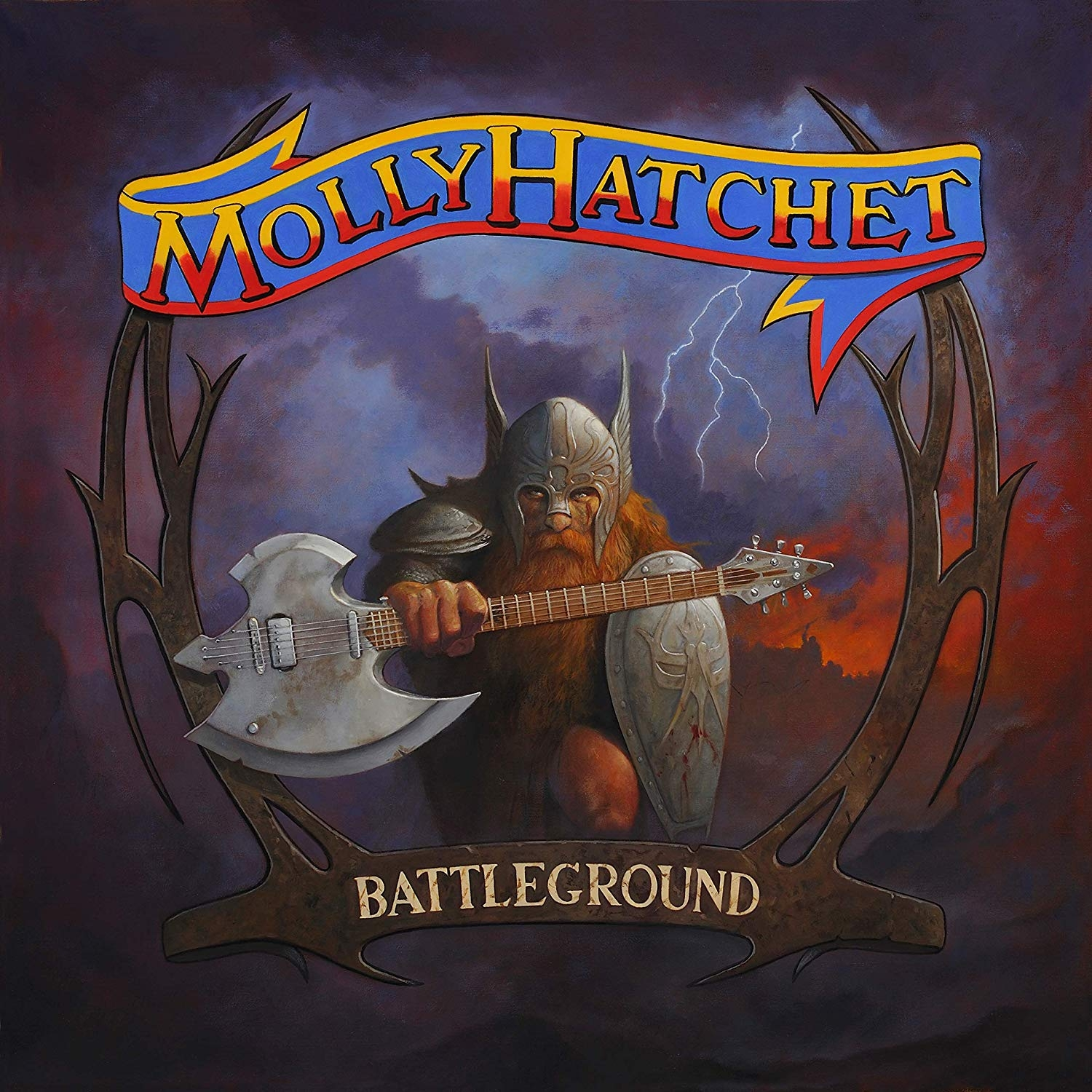 Battleground (2CD)