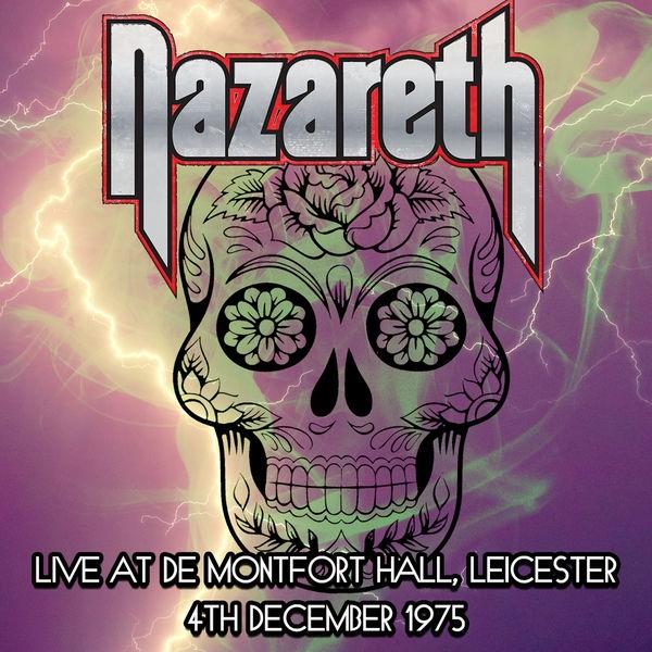 Live At De Montfort Hall, Leicester 4th December 1975 !