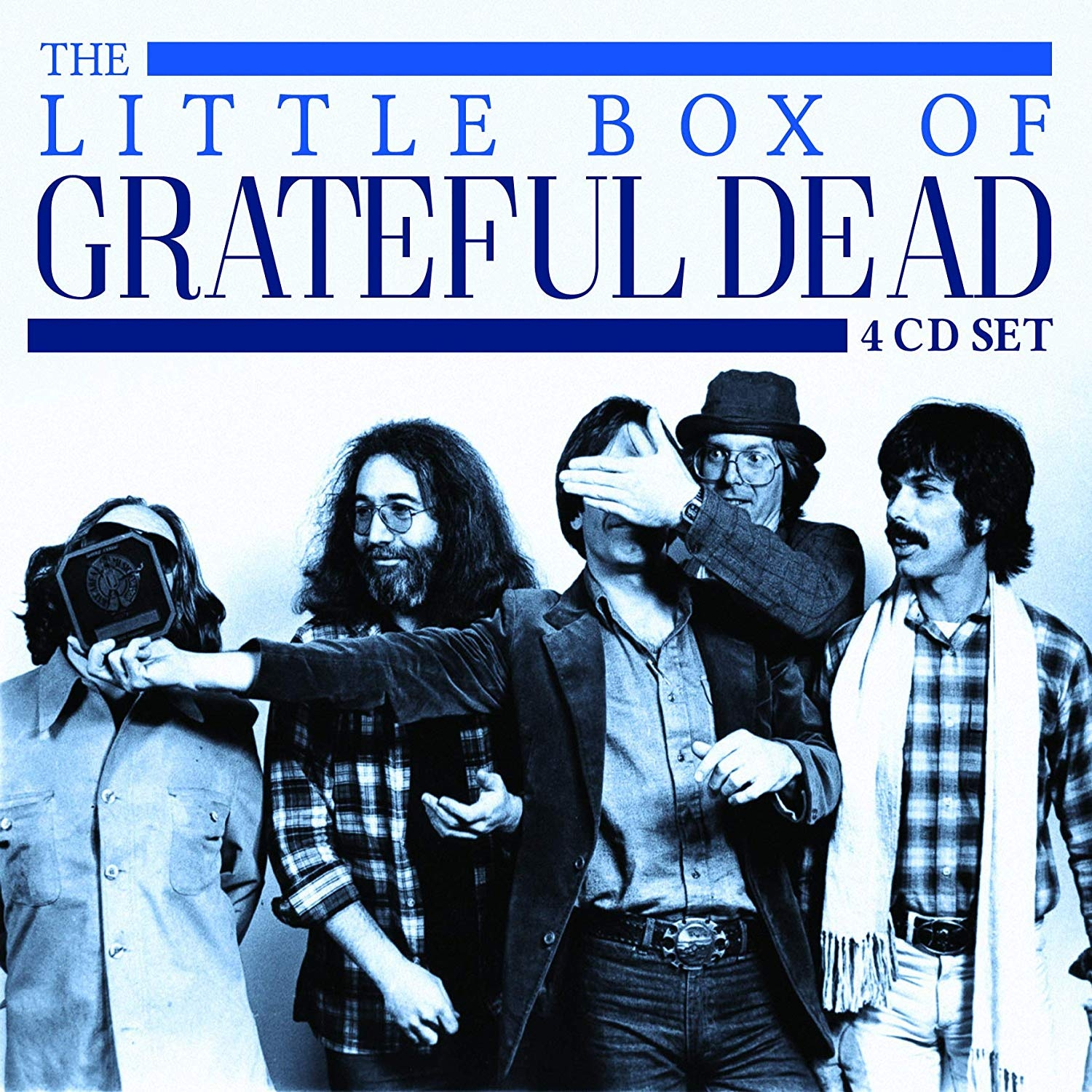 The Little Box Of Grateful Dead Box Set (4CD)