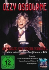 Speaking Of The Devil - Blizzard Of Oz Live 1982 (DVD IMPORT ZONE 2)