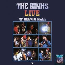 live at the kelvin hall (remastérisé)