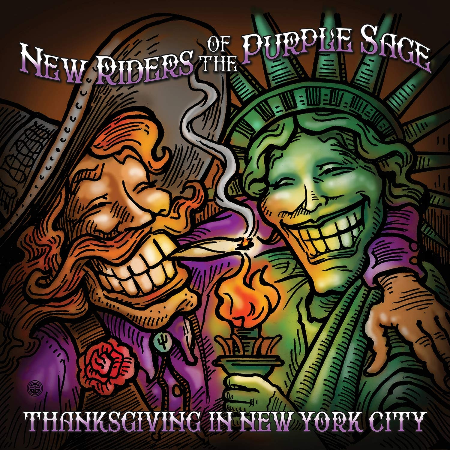 Thanksgiving In New York City Live 1972 (2CD)