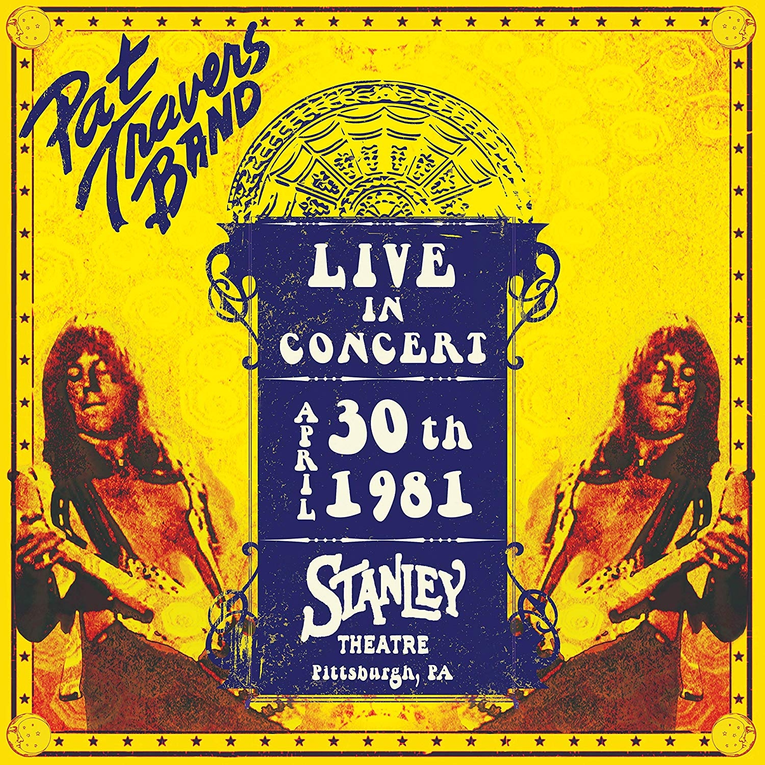 Live In Concert April 30th, 1981 - Stanley Theatre, Pittsburgh, PA