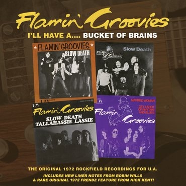 I'll Have A...Bucket of Brains !