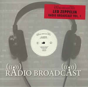 Radio Broadcast Volume 1 (Vinyl)