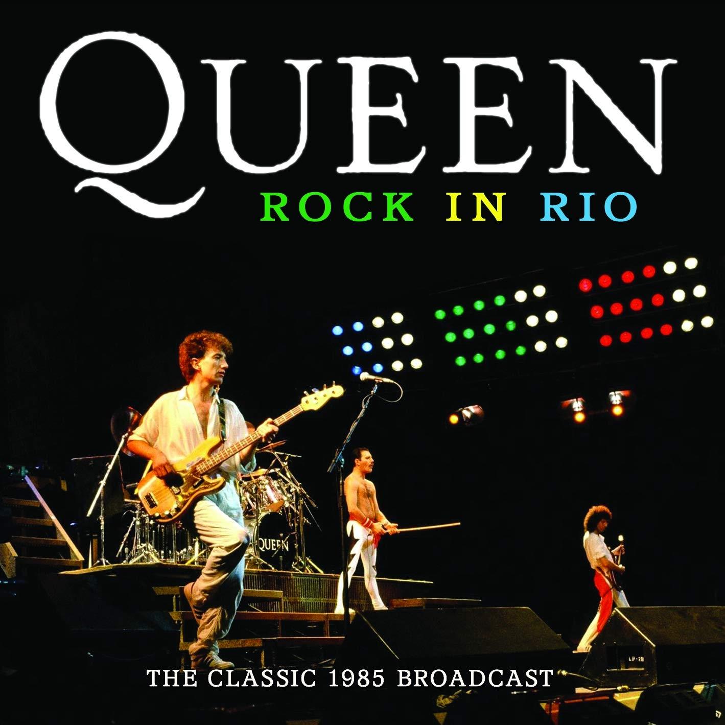 Rock In Rio Live 1985