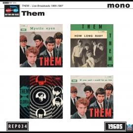 Live Broadcasts 1965-67 EP (Vinyl)