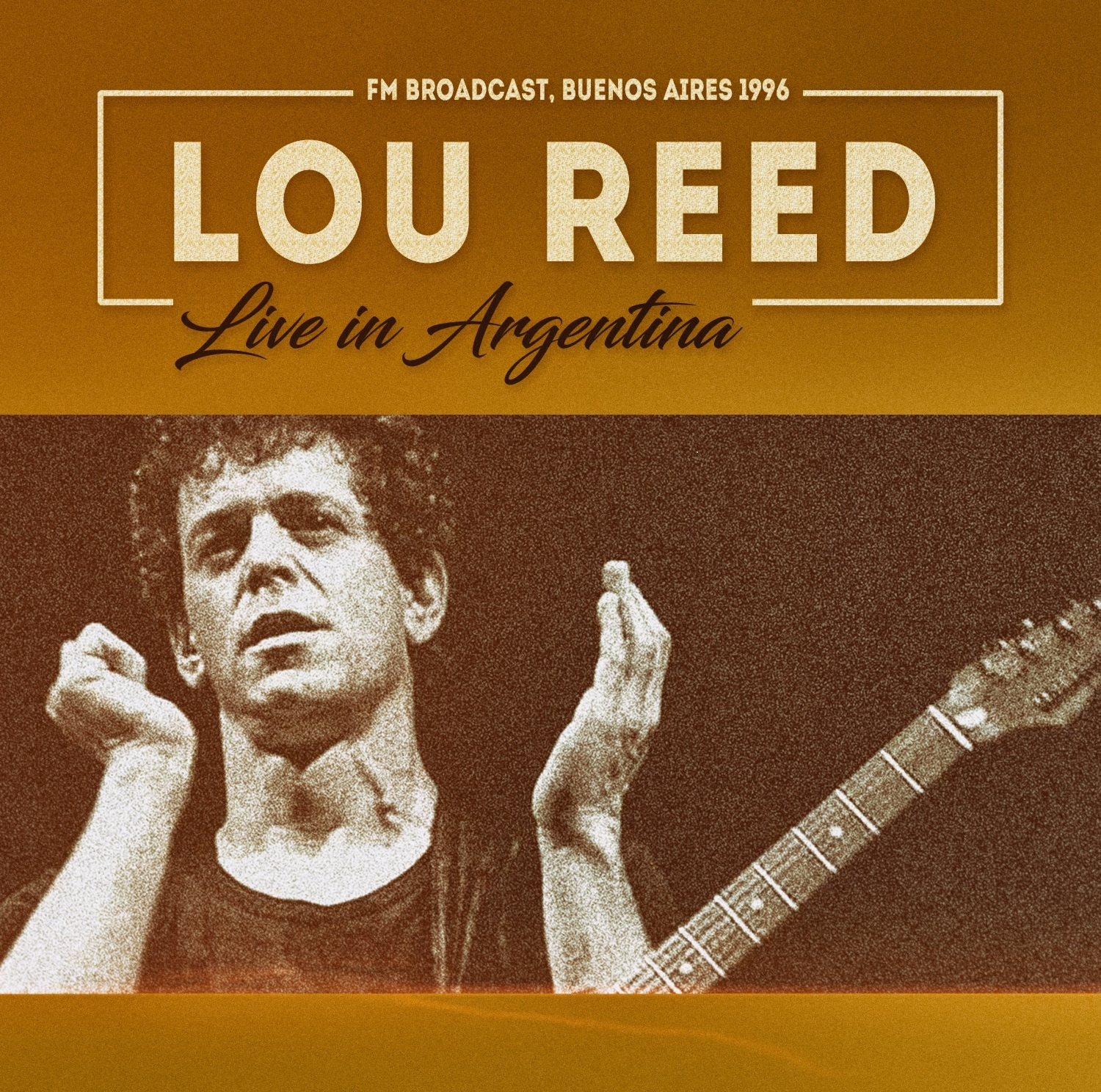 Live In Argentina: Buenos Aires 1996
