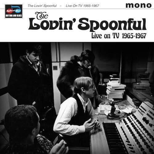 The Lovin Spoonful 'Live on TV 1965-67 (Vinyl)