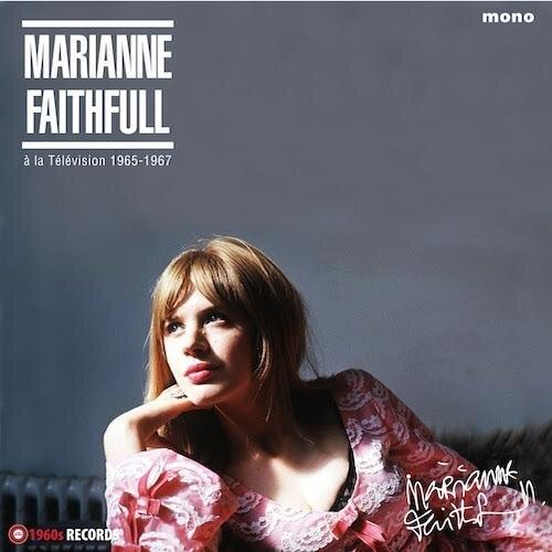 Marianne Faithfull 'A La Television 1965-67 (Vinyl)