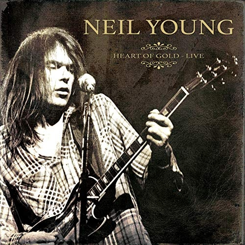 Neil Young Heart of Gold LIVE 10 CD Box Set