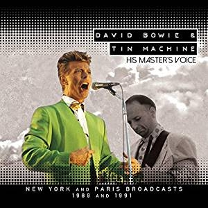 New York '91 and Paris 1989 Broadcasts - His Masters Voice SET 2 CD