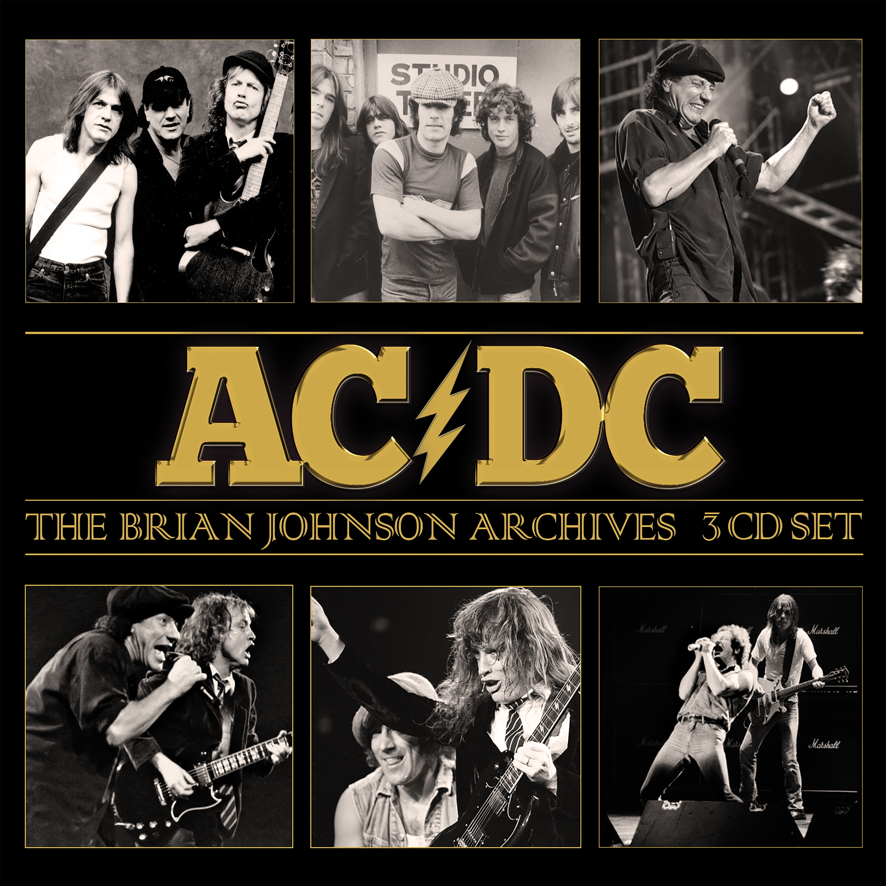 The Brian Johnson Archives Vol 2 (3CD)