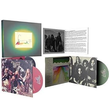 Zephyr  Deluxe Edition  Box Set
