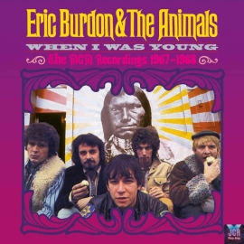 Eric Burdon & The Animals: When I Was Young – The MGM Recordings 1967-1968, 5CD