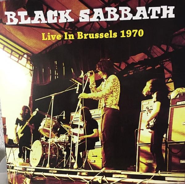 Live In Brussels 1970 (Vinyl)