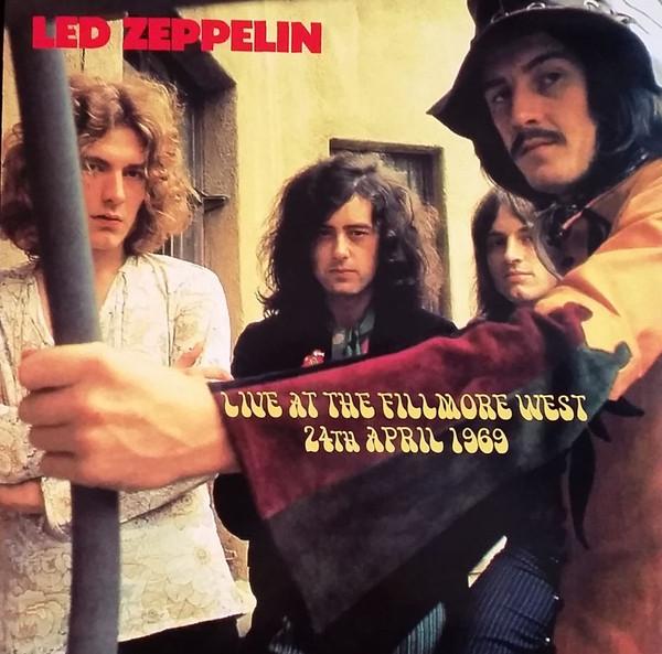 Live At The Fillmore West 24th April 1969 (Vinyl)
