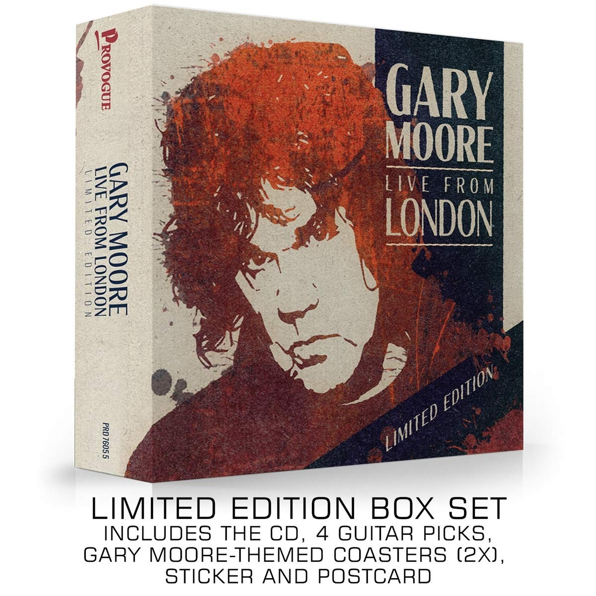 Live From London Limited Edition