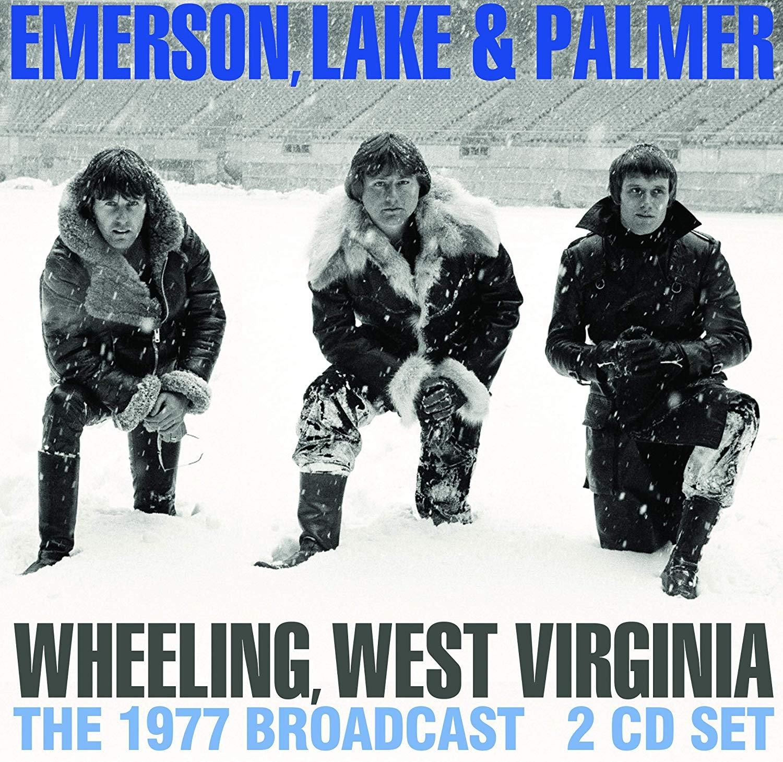 Wheeling, West Virginia Live 1977 (2CD)
