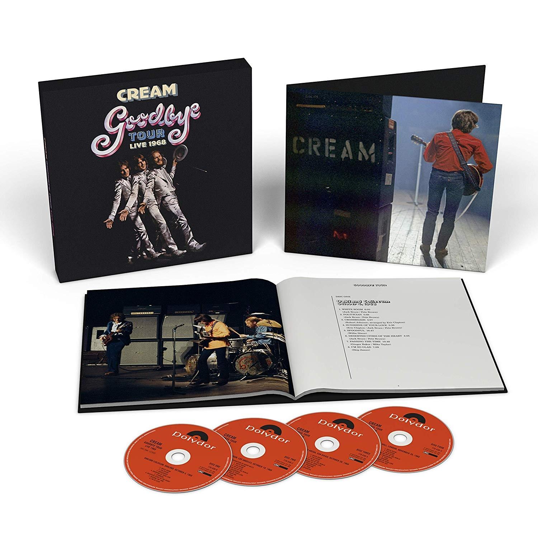 Goodbye Tour – Live 1968 Box Set