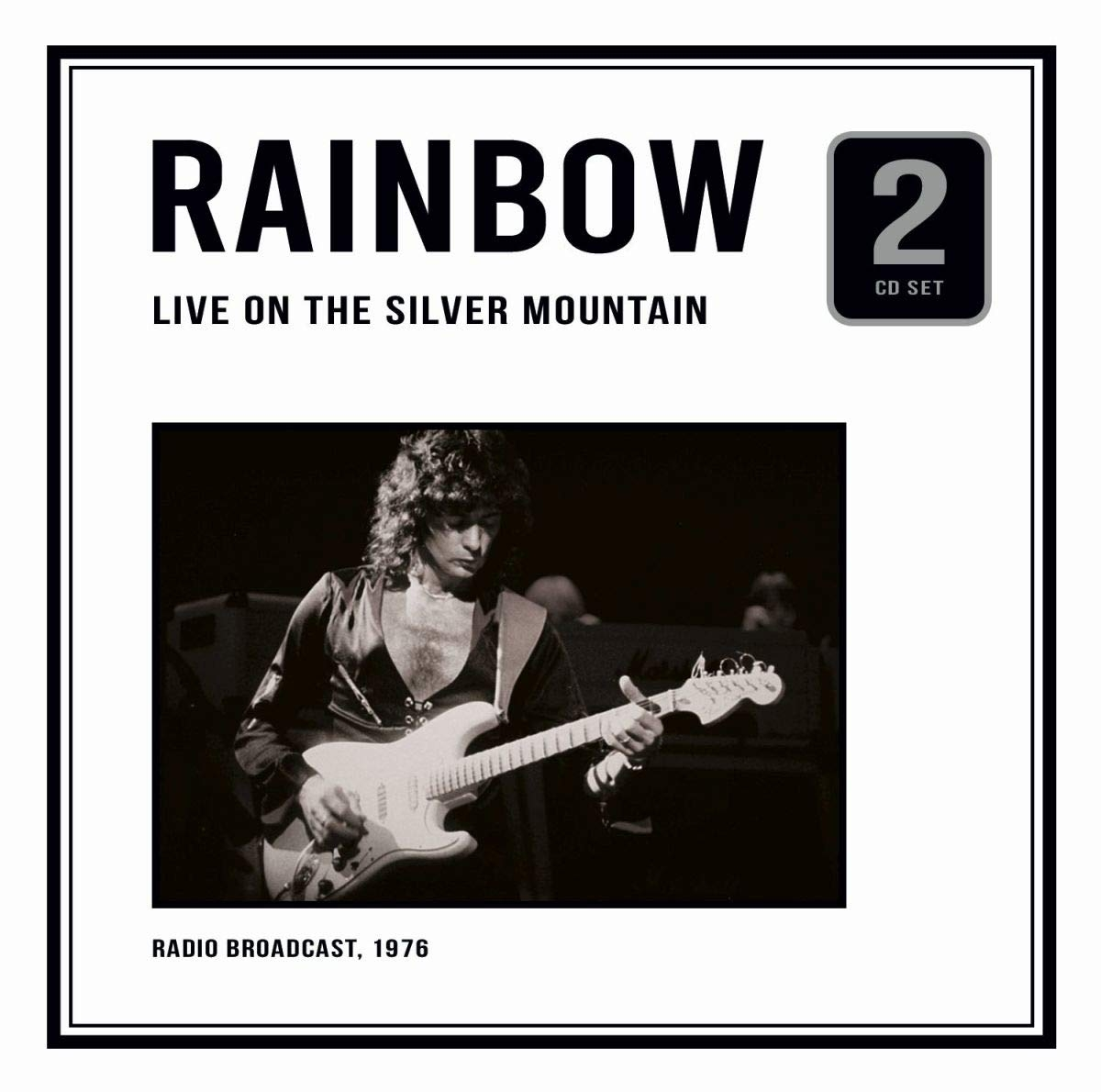 Live On The Silver Mountain 1976 (2CD)