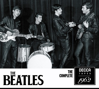 THE COMPLETE DECCA TAPES 1962