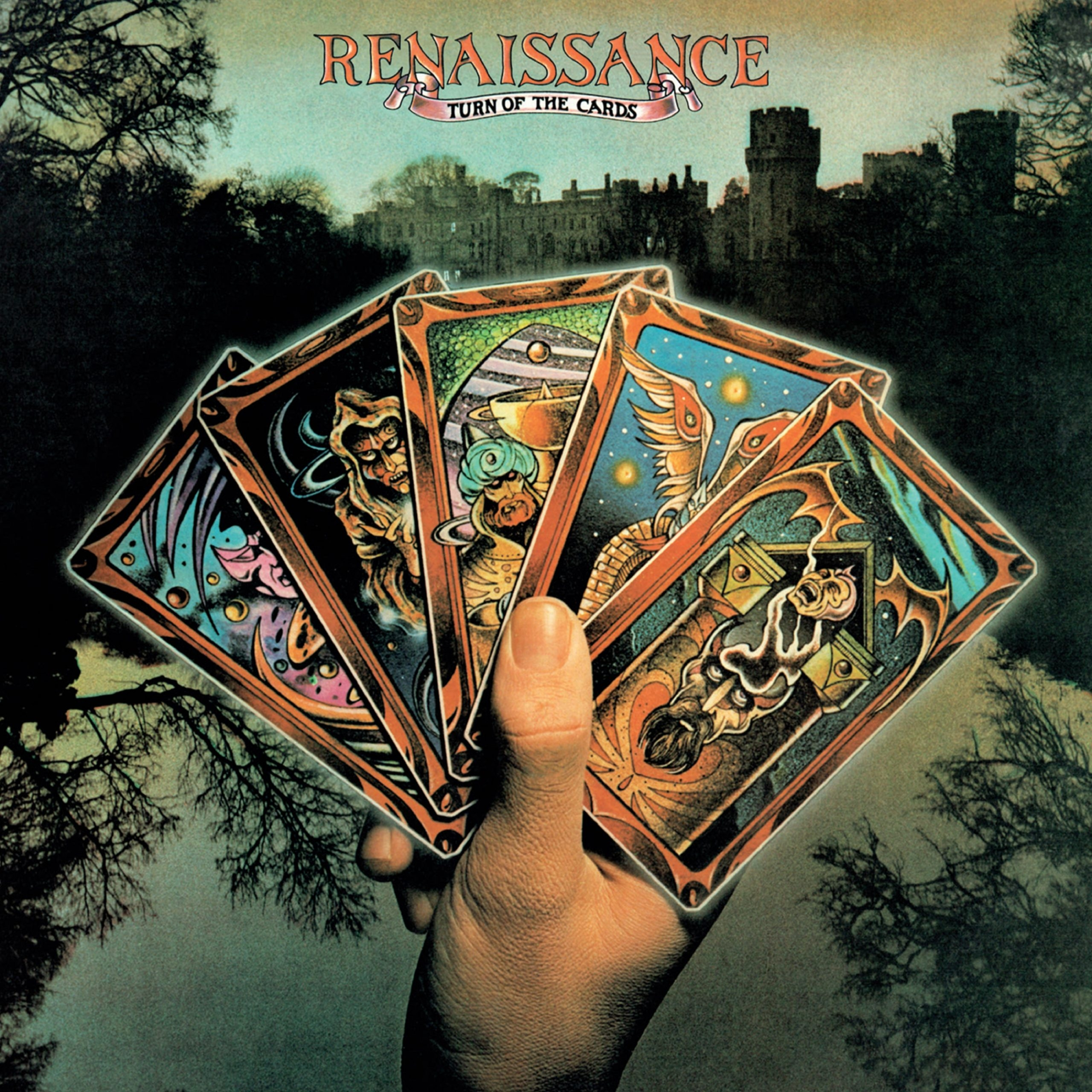 Turn Of The Cards, 3CD / 1DVD Remastered & Expanded Boxset Edition