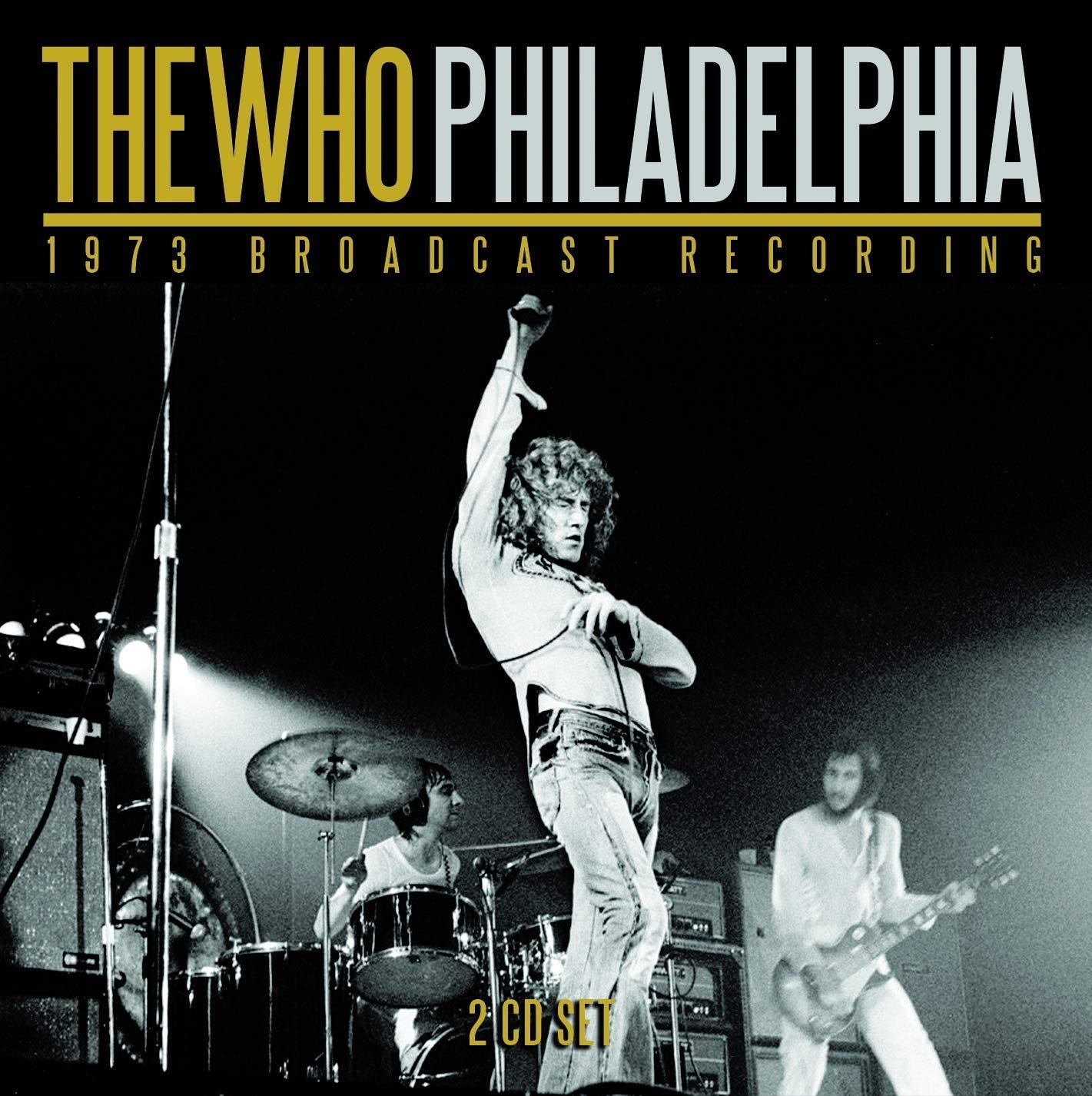 Philadelphia Live 1973 (2CD)