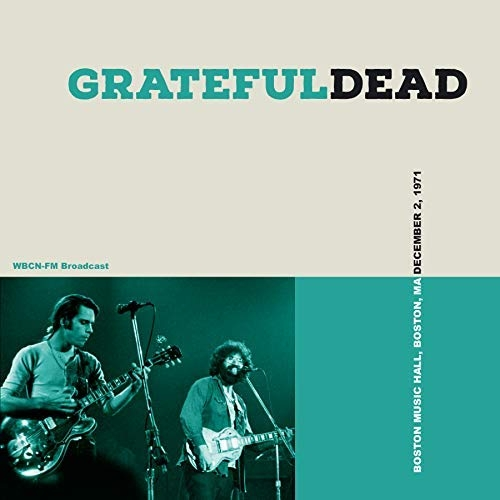 Boston Music Hall, Boston, MA. December 2, 1971 (3CD)