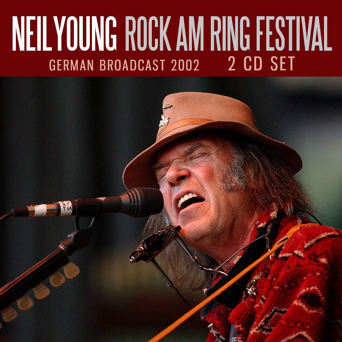 Rock Am Ring, Nürnberg 2002 (2CD)