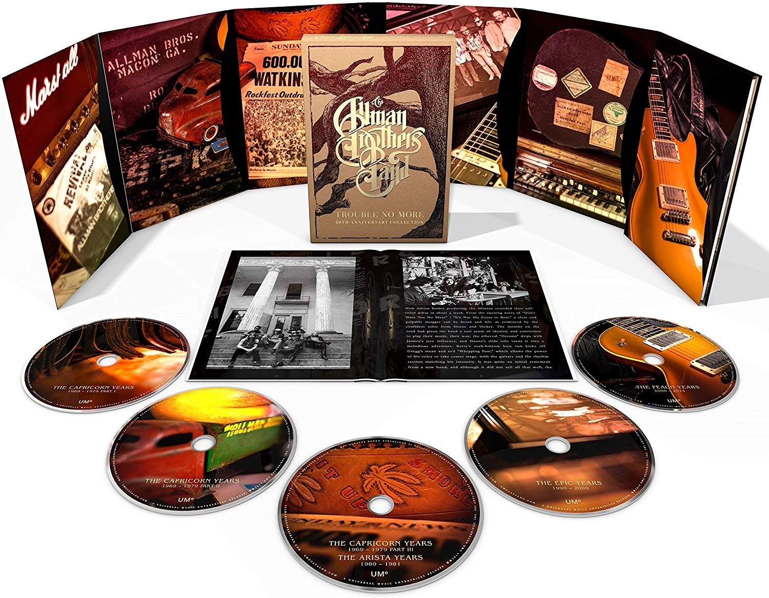 Trouble No More: 50th Anniversary Collection (5CD)