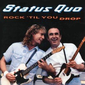 Rock Til You Drop 3CD set