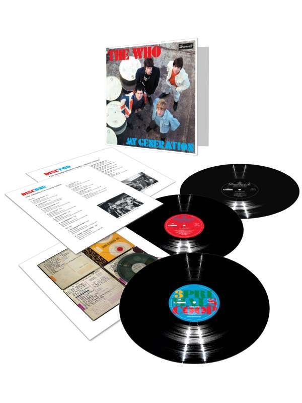 My Generation (Limited Deluxe Edition) (3 Vinyls)