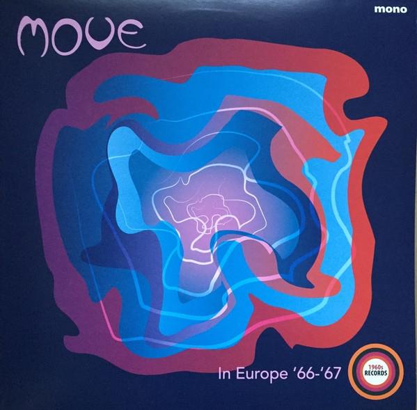 In Europe '66 – '67 (Vinyl)