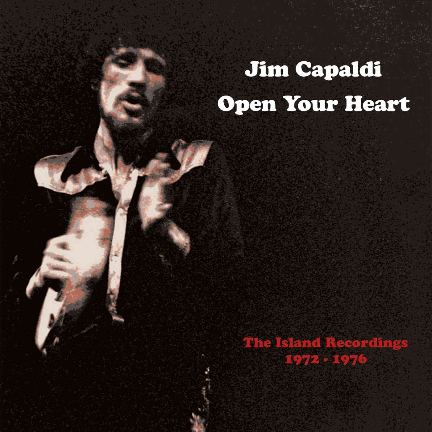 Open Your Heart – The Island Recordings 1972-19676, 3CD / 1 DVD Boxset
