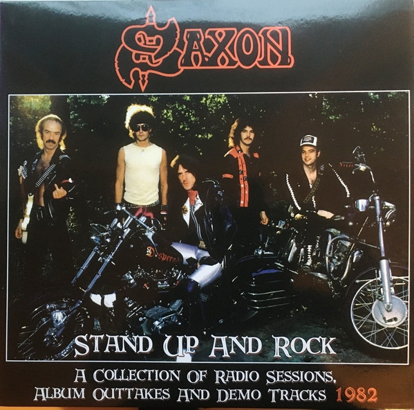 Stand Up And Rock (Vinyl)