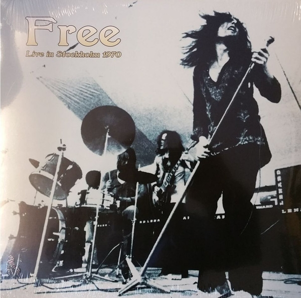 Live In Stockholm 1970 (2 Vinyls)