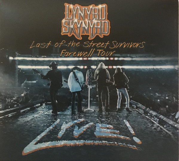 Last Of The Street Survivors Farewell Tour Lyve! (2CD)