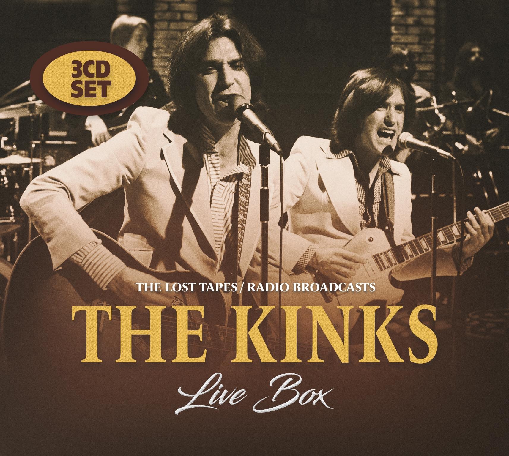 Live Box 1977-1993 (3CD)