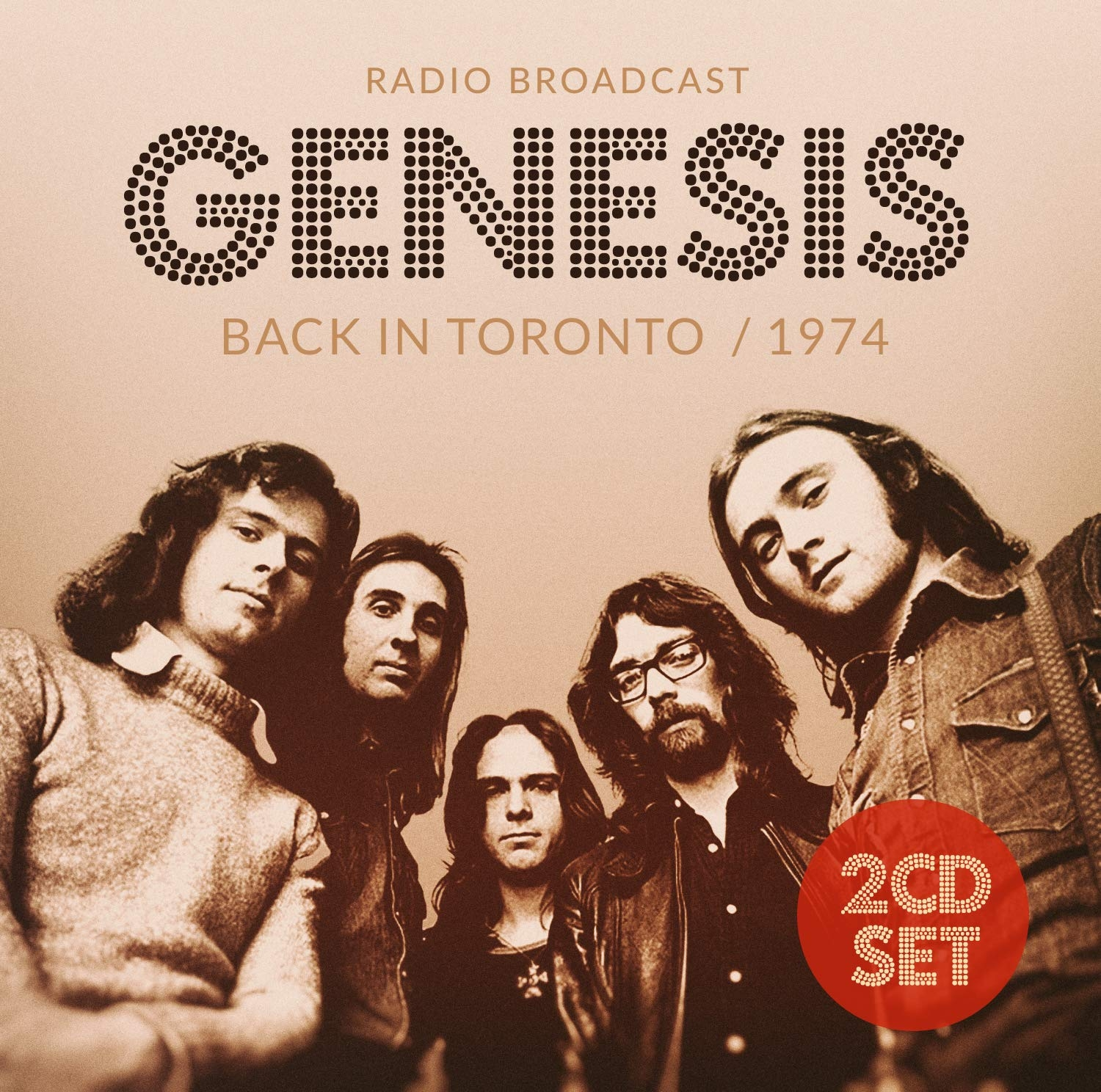 Back In Toronto 1974 (2CD)