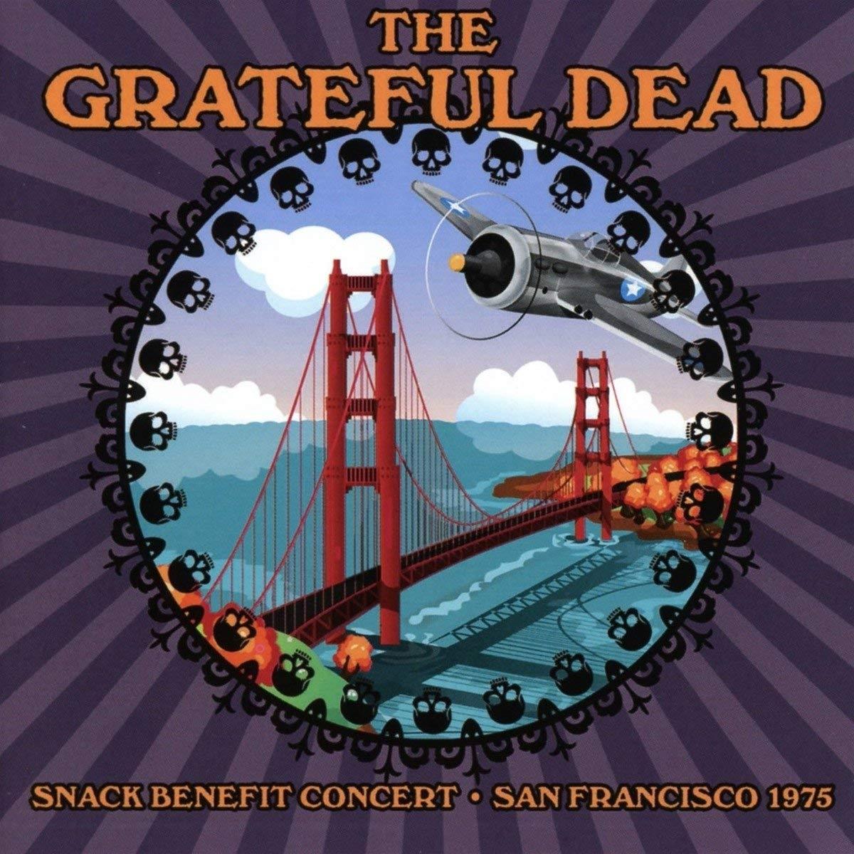 Snack Benefit Concert San Francisco 1975
