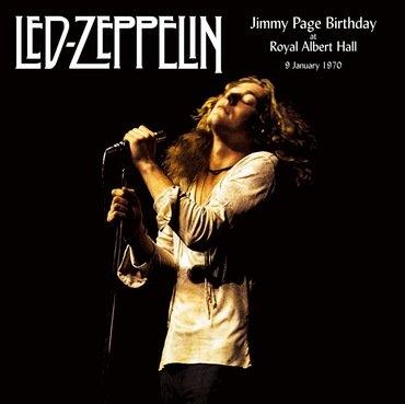 Jimmy Page Birthday At The Royal Albert Hall 9 January 1970 (2 Vinyls)